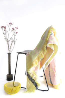 ZoE: eclectische Woonkamer door Roos Soetekouw Design