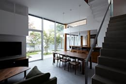 餐廳 by 工藤宏仁建築設計事務所