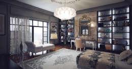 Sonmez Mobilya Avantgarde Boutique Modoko – Domiklasik Genç Odası: klasik tarz tarz Çocuk Odası