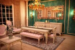 Столовые комнаты в . Автор – Sonmez Mobilya Avantgarde Boutique Modoko