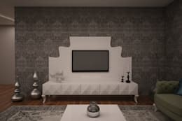 Projekty,  Salon zaprojektowane przez Sonmez Mobilya Avantgarde Boutique Modoko