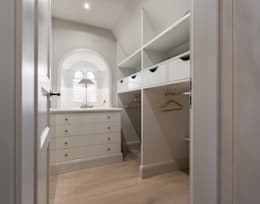 Closets campestres por Home Staging Sylt GmbH