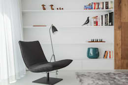 minimalistic Study/office by GIASIL