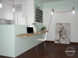 moovdesign의  주방