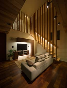 Casas de estilo moderno por Architect Show co.,Ltd