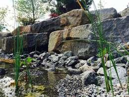 Garten- und Landschaftsbau Hornung의  정원