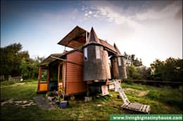 eclectic Houses by Living Big in a Tiny House