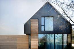 Дома в . Автор – STEINMETZDEMEYER architectes urbanistes
