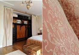 Дом для семейных уикендов и праздников.: Спальная комната  в . Автор – Меречко Людмила