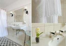 Salle de bain de style de style Classique par Меречко Людмила