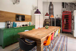 Кухни в . Автор – Marcos Contrera Arquitetura & Interiores