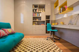 Phòng học/Văn phòng by Marcos Contrera Arquitetura & Interiores