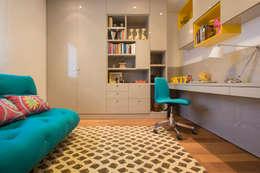 Oficinas de estilo  por Marcos Contrera Arquitetura & Interiores