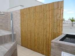 Patios by Bambu Rei Eco-Design