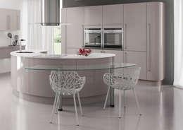 مطبخ تنفيذ Sigma 3 Kitchens