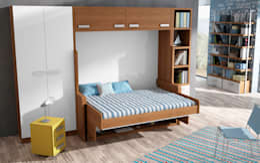modern Bedroom by Muebles Parchis. Dormitorios Juveniles.