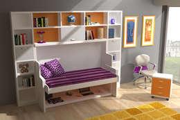 de estilo  por Muebles Parchis. Dormitorios Juveniles.