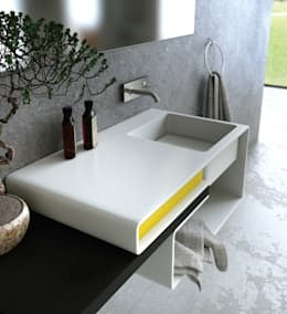 moderne Badkamer door MyBath