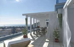 Terraços  por SolidART Digital Architecture