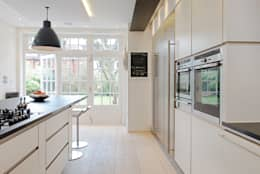 Addison Grove: modern Kitchen by Hamilton King