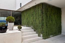 Cobertura Nova Lima - MG: Jardins modernos por CP Paisagismo