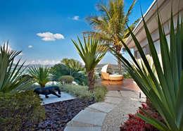 Residência Interior Minas Gerais: Jardins modernos por CP Paisagismo