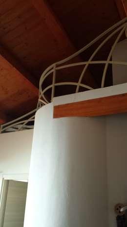 ระเบียง นอกชาน by Studio Architettura Arch. Francesca Tronci