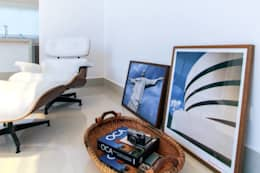 classic Living room by Tony Santos Arquitetura