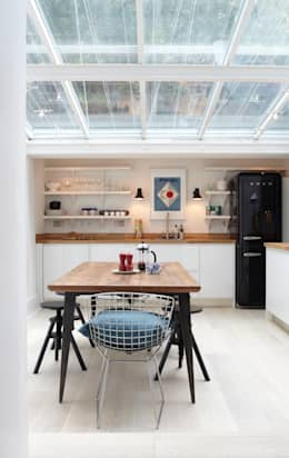 Projekty,  Kuchnia zaprojektowane przez Clermont Carpentry