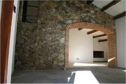 Projekty,  Salon zaprojektowane przez Olga Relaño Redondo