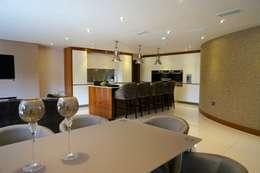 Кухни в . Автор – David James Architects & Partners Ltd