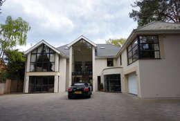 Дома в . Автор – David James Architects & Partners Ltd