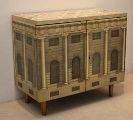 De Parma: klasik tarz tarz Oturma Odası