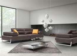 modern Living room by OSMANOĞULLARI MOBİLYA