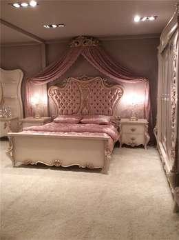 OSMANOĞULLARI MOBİLYA – Osmanoğulları Mobilya: klasik tarz tarz Yatak Odası