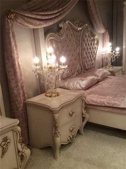 Спальная комната  в . Автор – OSMANOĞULLARI MOBİLYA