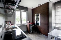 moderne Keuken door Inspiration Studio