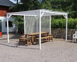 Pergola Tours: styl , w kategorii Ogród zaprojektowany przez Ogrodowy Salon