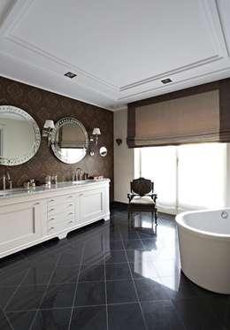 Baños de estilo clásico por BBHome Design