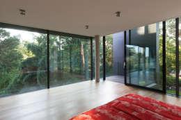Architekt Zoran Bodrozic의  침실