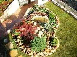 Jardines de estilo clásico por Azienda agricola Vivai Romeo
