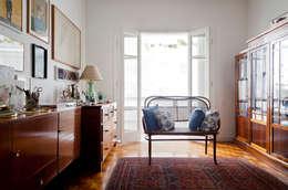 Apartamento Sabará: Casa  por Zemel+ ARQUITETOS