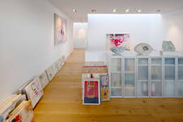 modern Study/office by Schiller Architektur BDA