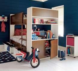 minimalistische Kinderkamer door ASPACE