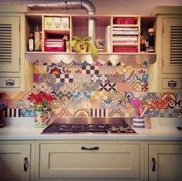 مطبخ تنفيذ Hallwood Furniture