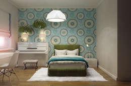 Colors_project: Детские комнаты в . Автор – Projecto2