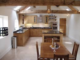 classic Kitchen by Churchwood Design