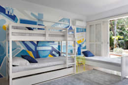 Детские комнаты в . Автор – Lovisaro Arquitetura e Design
