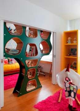modern Nursery/kid's room by Oba! Arquitetura