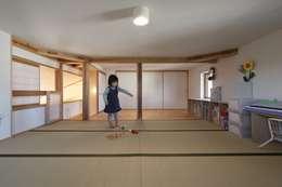 ロフト: 近建築設計室 KON Architect Officeが手掛けた和室です。